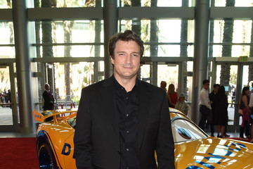 Nathan Fillion Premiere of Disney/Pixar's 'Cars 3' - Red Carpet