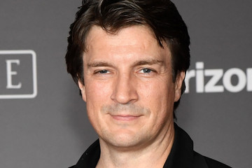 Nathan Fillion Premiere of Walt Disney Pictures and Lucasfilm's 'Rogue One: A Star Wars Story' - Arrivals