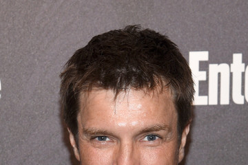 Nathan Fillion Entertainment Weekly & People New York Upfronts Party 2018 - Arrivals