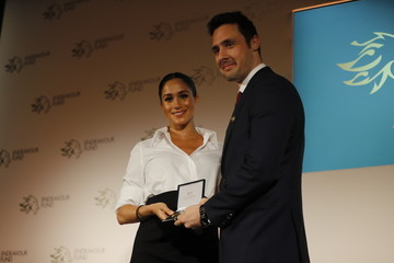 Nathan Forster The Duke & Duchess Of Sussex Attend The Endeavour Fund Awards