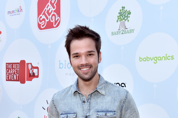 Nathan Kress Step 2 Presents 6th Annual Celebrity Red CARpet Safety Awareness Event