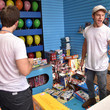 Nathan Kress Mattel Party on the Pier