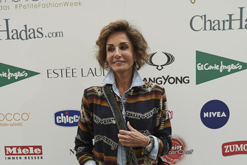 Nati Abascal The Petite Fashion Week 2nd Edition in Madrid