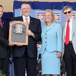 Jane Forbes Clark National Baseball Hall of Fame Induction Ceremony