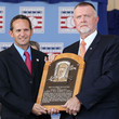 Jeff Idelson National Baseball Hall of Fame Induction Ceremony