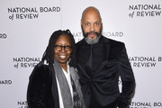 Whoopi Goldberg (L) and director John Ridley attends the National Board of Review Annual Awards Gala at Cipriani 42nd Street on January 9, 2018 in New York City.