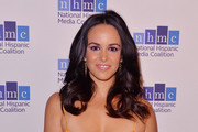 Melissa Fumero arrives at the National Hispanic Media Coalition's 22nd Annual Impact Awards Gala at the Beverly Wilshire Four Seasons Hotel on February 22, 2019 in Beverly Hills, California.