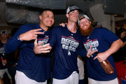 Justin Turner and Cody Bellinger Photos - 1 of 25 Photo