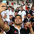 Liam Messam Photos - Liam Messam takes a selfie after playing in a Sevens Legends game at the New Zealand National Rugby Sevens at Rotorua International Stadium on January 17, 2015 in Rotorua, New Zealand. - National Rugby Sevens