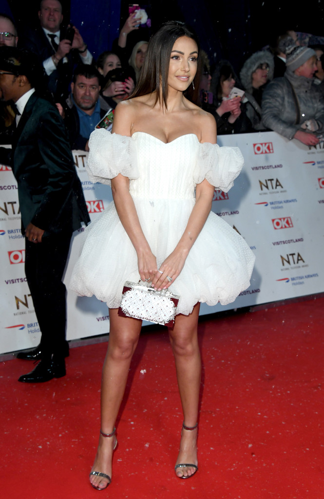73c86984086f Michelle Keegan Photos»Photostream · Main · Articles · Pictures · National  Television Awards 2019 ...