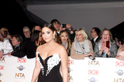 Jacqueline Jossa attends the National Television Awards 2020 at The O2 Arena on January 28, 2020 in London, England.