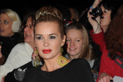Kierston Wareing attends the National Television Awards at 02 Arena on January 23, 2013 in London, England.