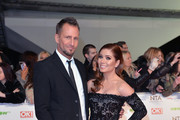 Jeremy Sheffield and Nikki Sanderson attend the 21st National Television Awards at The O2 Arena on January 20, 2016 in London, England.