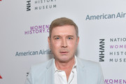 Eugene Sadovoy attends the National Women's History Museum's 8th Annual Women Making History Awardsat Skirball Cultural Center on March 08, 2020 in Los Angeles, California.