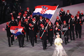 Natko Zrncic-Dim 2018 Winter Olympic Games - Opening Ceremony
