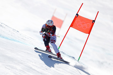 Natko Zrncic-Dim Alpine Skiing - Winter Olympics Day 4