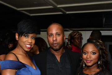 Naturi Naughton Dinner With Bevy Smith, STARZ 'Power' Dinner With Principal Cast of 'Power' and NYC VIPS