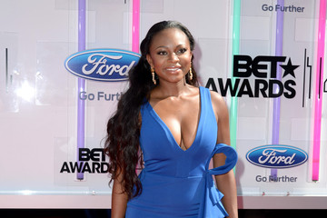Naturi Naughton BET AWARDS '14 - Arrivals