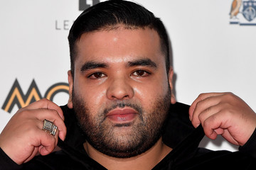 Naughty Boy MOBO Awards - Red Carpet Arrivals