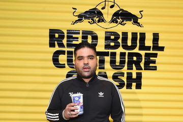 Naughty Boy Red Bull Culture Clash