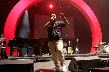 Naughty Boy Global Citizen Live London - Show