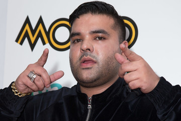Naughty Boy MOBO Awards 2016 - Red Carpet Arrivals
