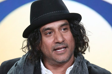Naveen Andrews 2018 Winter TCA Tour - Day 3
