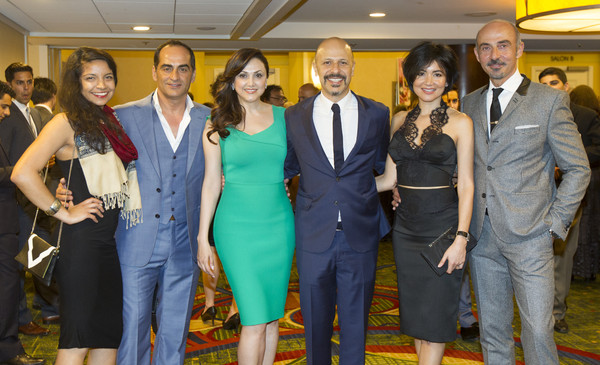 Navid Negahban Pictures Pars Equality Center S Daryabari