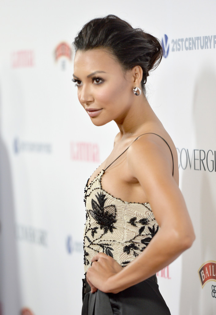 Naya Rivera's Secret to Silky Skin—Even in Winter