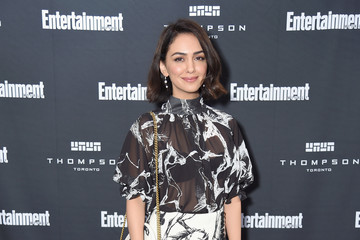 Nazanin Boniadi Entertainment Weekly's Must List Party At The Toronto International Film Festival 2018 At The Thompson Hotel