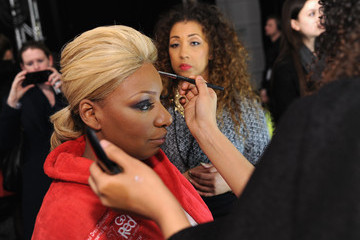 NeNe Leakes Backstage at The Heart Truth Red Dress Collection Show