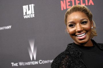 NeNe Leakes The Weinstein Company and Netflix Golden Globe Party, Presented With FIJI Water, Grey Goose Vodka, Lindt Chocolate, and Moroccanoil - Red Carpet