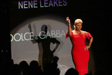 NeNe Leakes Go Red For Women The Heart Truth Red Dress Collection - Front Row - Mercedes-Benz Fashion Week