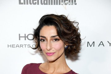 Necar Zadegan Entertainment Weekly Celebrates Screen Actors Guild Award Nominees at Chateau Marmont Sponsored by Maybelline New York - Arrivals