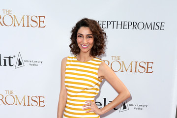 Necar Zadegan Premiere of Open Road Films' 'The Promise' - Arrivals