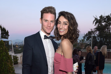 Necar Zadegan Marie Claire Hosts 'Fresh Faces' Party Celebrating May Issue Cover Stars - Inside