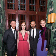 """Ned Benson Prada And The Cinema Society Host A Screening Of The Weinstein Company's """"The Disappearance Of Eleanor Rigby"""" - After Party"""