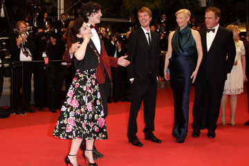 """Tilda Swinton John C. Reilly """"We Need To Talk About Kevin"""" Premiere - 64th Annual Cannes Film Festival"""