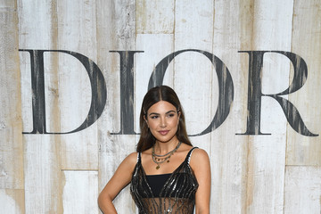 Negin Mirsalehi Christian Dior Couture S/S19 Cruise Collection: Photocall At Grandes Ecuries De Chantilly