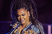 Singer/songwriter Jill Scott performs during the Neighborhood Awards Beach Party at the Mandalay Bay Beach at the Mandalay Bay Resort and Casino on July 24, 2016 in Las Vegas, Nevada.