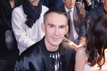 Neil Barrett Front Row at the Dsquared2 Runway Show