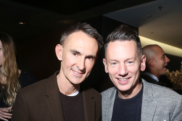 Neil Barrett GQ Celebrates GQ Style Editor-In-Chief Will Welch - Milan Men's Fashion Week  FW16