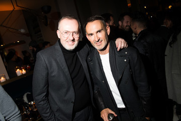 Neil Barrett GQ Celebrates Milan Men's Fashion Week