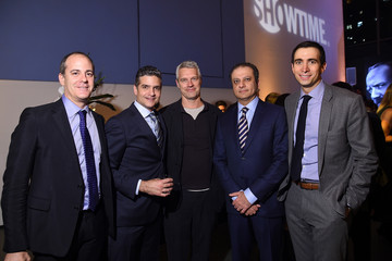 """Neil Burger The Showtime Series Premiere Of """"Billions"""" At The New York Museum Of Modern Art - After Party"""