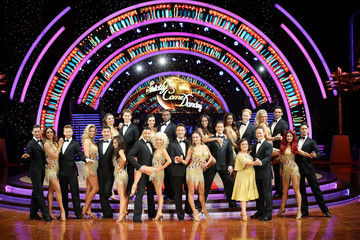 Neil Jones 'Strictly Come Dancing' Live! - Photocall