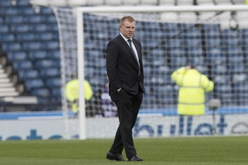 Neil Lennon Hibernian v Celtic - Betfred League Cup Semi Final