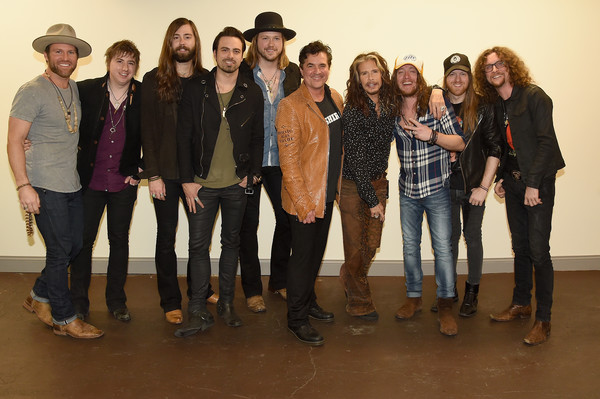 Big Machine Label Group Celebrates CRS with Steven Tyler, a Thousand Horses, The Cadillac Three and Drake White in Nashville