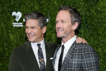 Neil Patrick Harris David Burtka God's Love We Deliver, Golden Heart Awards - Arrivals
