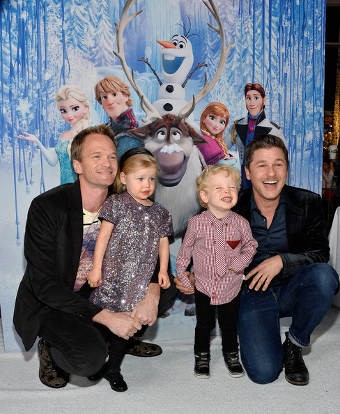 'Frozen' Premieres in Hollywood — Part 2