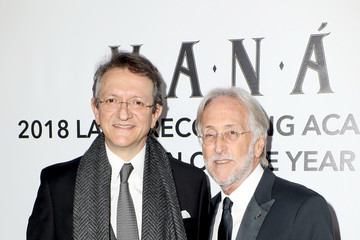 Neil Portnow The Latin Recording Academy's 2018 Person Of The Year Gala Honoring Mana - Red Carpet